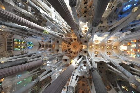 barcelona architecture cathedrale