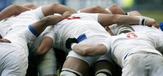 mélee rugby