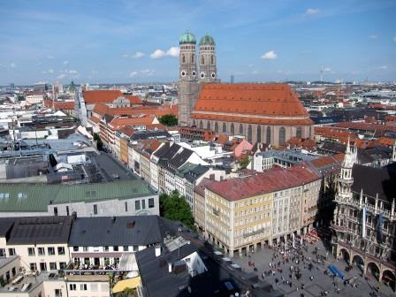 Ville de Munich